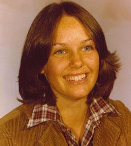 Cathy at 16